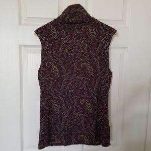 NWT Ralph Lauren Sleeveless Top Size XL